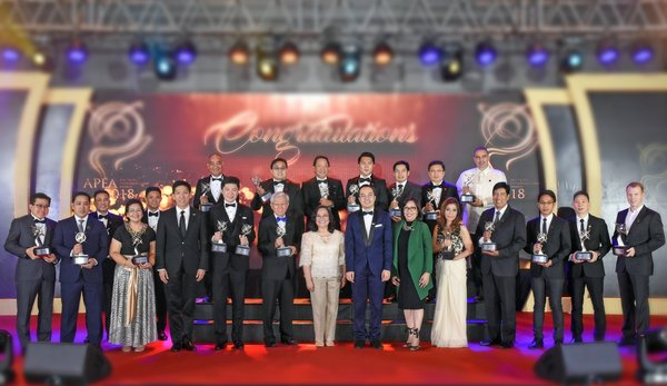 Philippines' Finest Business Leaders and Organizations were Conferred the Prestigious Asia Pacific Entrepreneurship Awards 2018