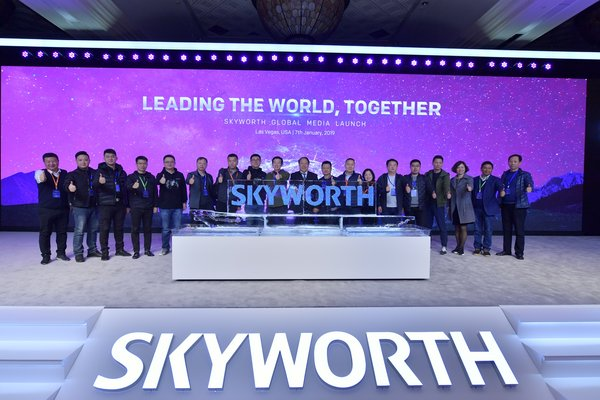 SKYWORTH Introduces 7 New Televisions & Their Global Brand Strategy