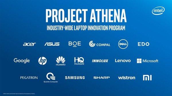 Intel公布Project Athena 引领PC行业步入新的智能时代