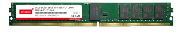 Innodisk Launches Compact and Server-Ready DRAM to Tackle Future AI and IoT Challenges