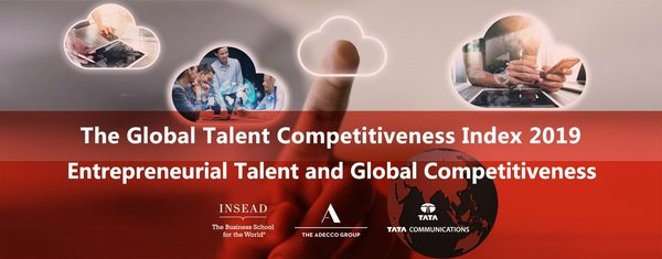 2019 Global Talent Competitiveness Index: China Ranks 45th