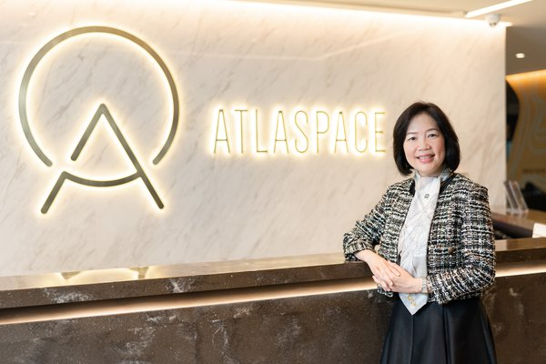 ATLASPACE Hong Kong appointed New City Head Ms Wilma Wu