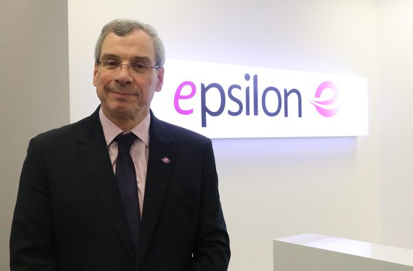Epsilon Appoints Colin Whitbread as its Managing Director, Service and Operations
