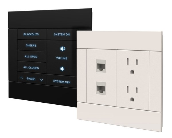 Crestron Enhances Horizon(TM) Keypads with Full Line of Accessories