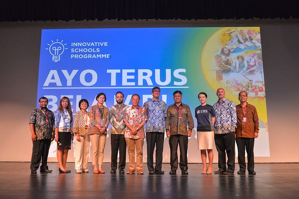 JIS with Emmanuel Foundation, the Jakarta Education Agency, Mentari Intercultural School, and member schools of ANPS held the ISP's First Annual Educators Conference with the theme Keep Learning Alive! attended by the Director General of GTK of the Ministry of Education and Culture, Supriano, M.Ed.