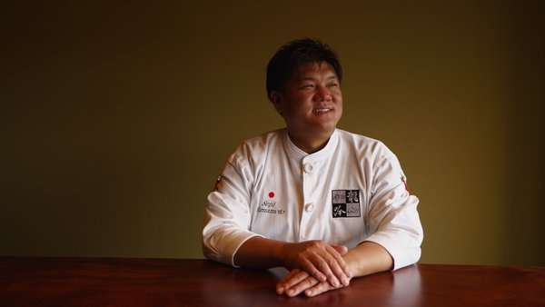 Japanese Chef Seiji Yamamoto Named Inaugural Winner of the American Express Icon Award