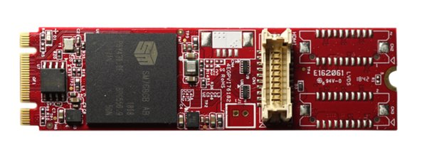 Innodisk is aiming at the industrial embedded sector when adding the ultra-slim 4K M.2 graphics card to its portfolio of expansion cards. The Innodisk M.2 graphics card is one the fastest among small form factor display cards. This 4K card also provides an easy method of expanding your system's display options