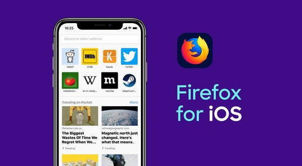 Firefox for iOS Amps Up Private Browsing and More