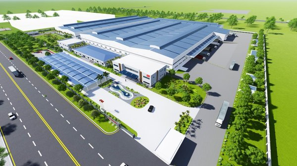 TCL's new integrated manufacturing base in Binh Duong, Vietnam will become the largest digitized facility among all of the Chinese TV brands' factories in Southeast Asia upon completion