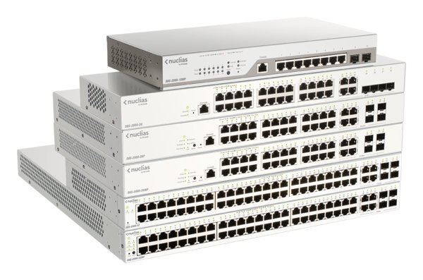 D-Link Expands Nuclias Family of Products with New Access Points and Switches
