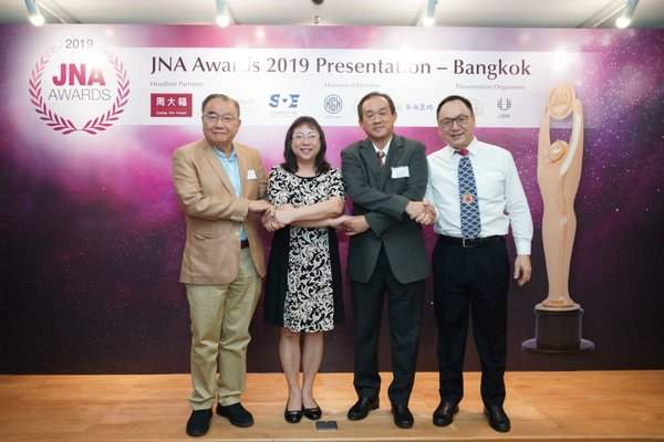 JNA Awards meets with the Thai jewellers in Bangkok