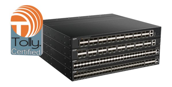 D-Link Announces Tolly-Certified 5000 Series Data Center Switches