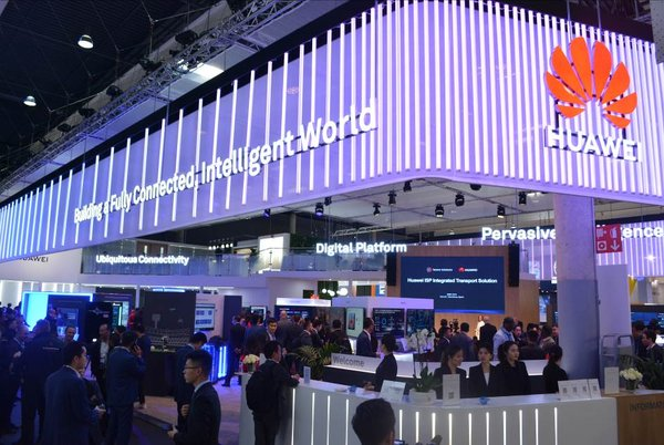 Huawei Enterprise is exhibiting for the first time at MWC19 Barcelona.