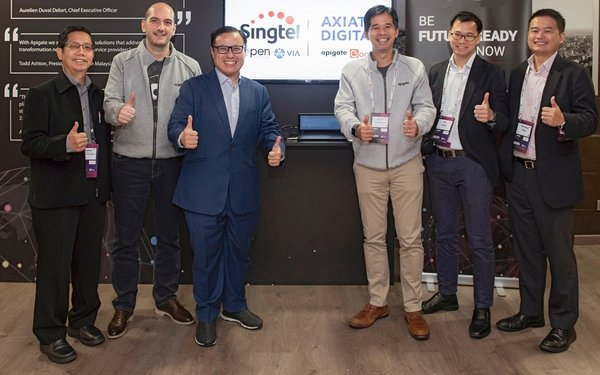 Axiata Digital and Singtel International Group collaborate to improve mobile phone users' experience