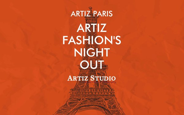 ARTIZ STUDIO to present the 2019 Spring Summer ARTIZ PARIS Collection in partnership with Qin Lan