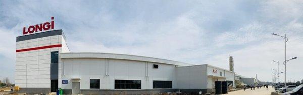 LONGi เปิดโรงงานผลิตโมดูลชนิดโมโนคริสตัลไลน์แห่งใหม่ กำลังการผลิต 5 กิกะวัตต์