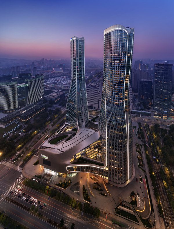 Conrad Hotels & Resorts Debuts in Hangzhou, China's Hub for Technology and Innovation