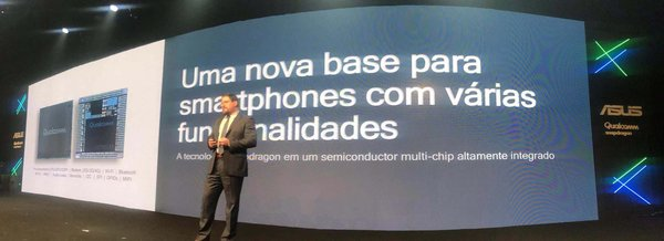 Qualcomm, USI and ASUS Collaborate to Foster Growth of Mobile and Semiconductor Industry in Brazil