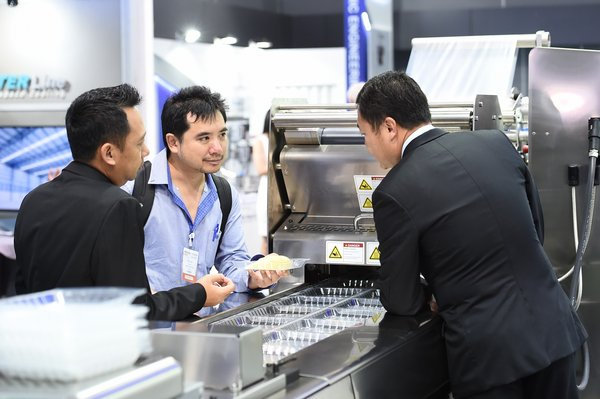 Catch the equipment & technology of packaging machine at ProPak Asia