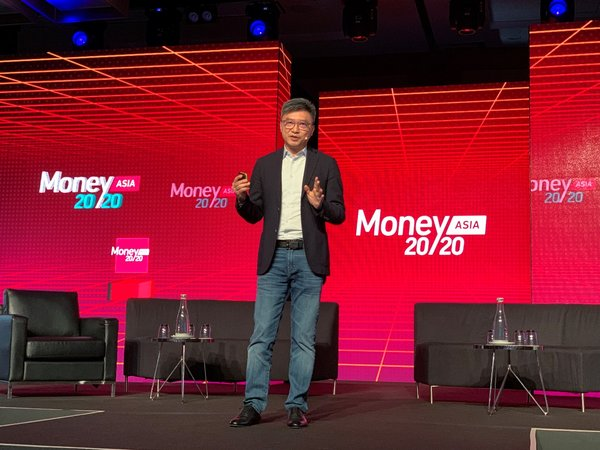 China's First Digital Bank, WeBank, introduced the '3O' Paradigm of Open Banking at Money 20/20 Asia