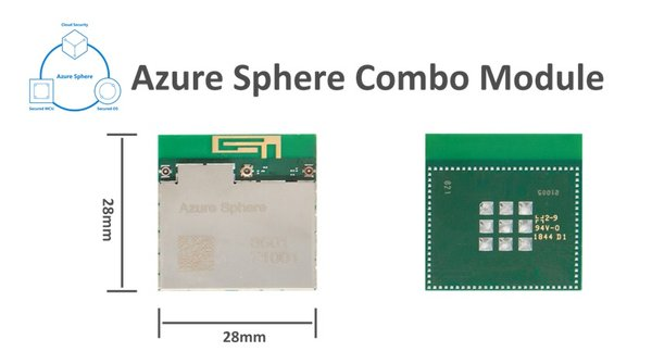 USI Collaborates with Microsoft to Launch the World's First Azure Sphere Combo Module Designed to Meet Data Security and Connectivity Needs