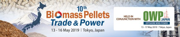 Asia's Largest and Most Influential Biomass Industry Event in Tokyo this May 13-16