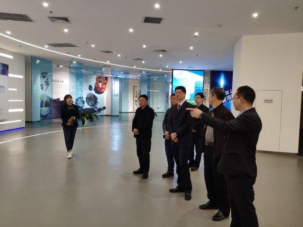 TUV南德与霸州市市场监管局开展会谈