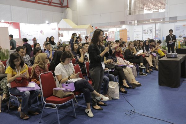 Indonesia's First Children Baby Maternity Expo 2019 Discovers the Emerging Trends in Baby & Children Products