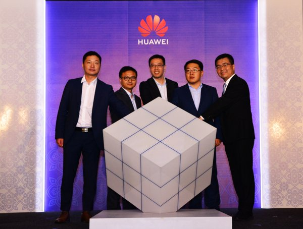Huawei and Partners Strategise to Revamp Asia Pacific Internet Infrastructure For AI And 5G Connectivity