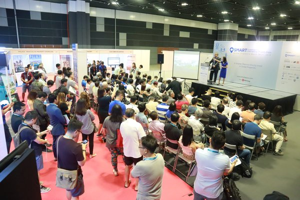 SMART Investment and International Property Expo Singapore 2019 Wins Great Success at its 15th Anniversary