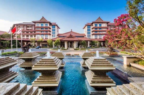 洲际酒店集团中国西区总经理会议在昆明古滇名城皇冠假日酒店落幕