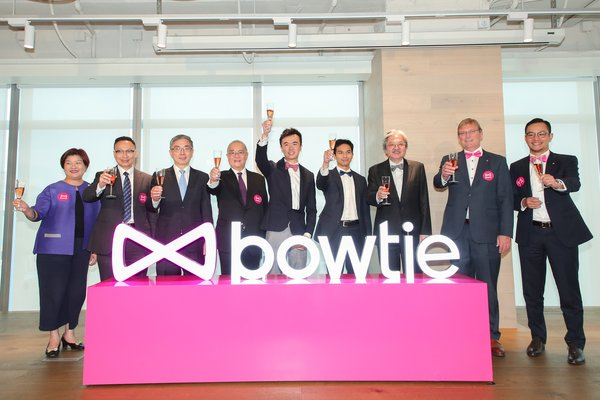 Hong Kong's First Virtual Insurer -- Bowtie Launches Online VHIS
