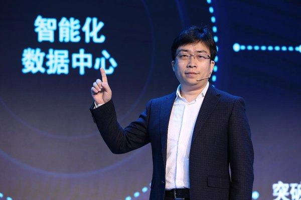 华为智能计算业务部FusionServer领域总裁 张小华