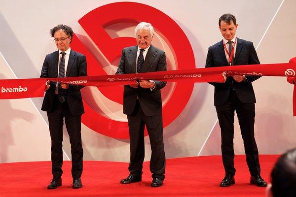 布雷博(Brembo)南京铝制卡钳新生产基地顺利揭幕
