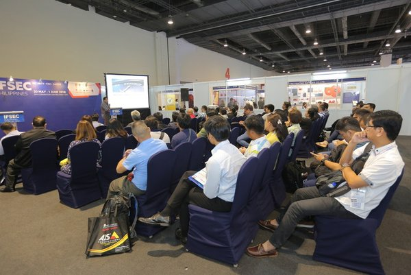 IFSEC PH Returns in the Scene - BIGGER and BETTER!