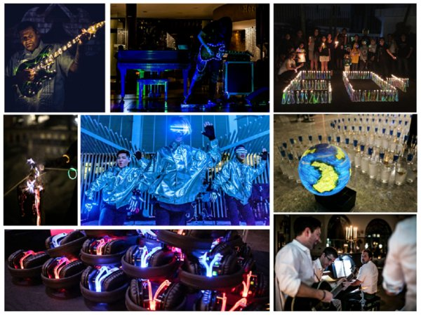 Hard Rock International Joins in Worldwide Commitment To Protect Our Planet During Earth Hour