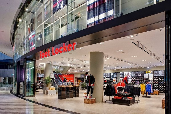 Foot Locker Opens In Jewel Changi Airport, Celebrating Youth and Sneaker Culture