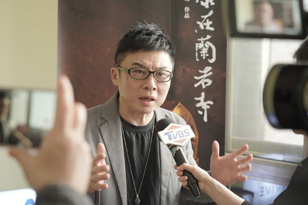 HTC VIVE ORIGINALS总经理刘思铭出席北京国际电影节