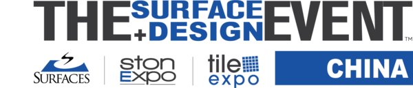 SURFACES China 标识