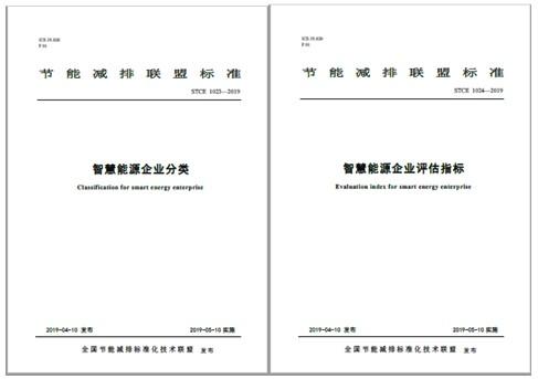 SGS:国内智慧能源企业分类及评估有标准可依