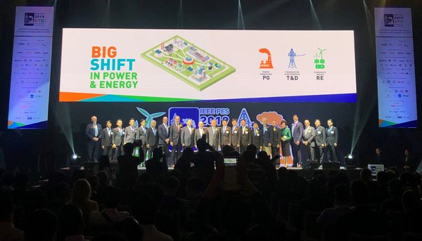 Thailand's MICE industry celebrates success of IEEE PES GTD ASIA 2019 event