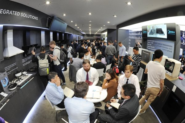 Home Appliances and Automobiles Highlight Smart Technology During Phase 1 of 125th Canton Fair