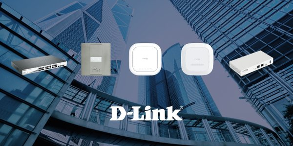 D-Link is Recognized as an April 2019 Gartner Peer Insights Customers' Choice for Wired and Wireless LAN Access Infrastructure
