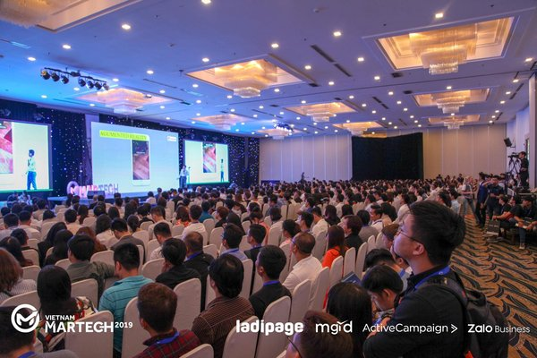 Vietnam MarTech Conference & Expo Took Place in Ho Chi Minh City on April 20, 2019