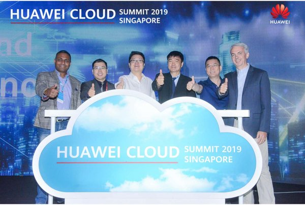 HUAWEI CLOUD Launches Cloud & AI Innovation Lab in Singapore