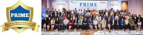 BD Launches Preventing Risks of Infections and Medication Errors in IV Therapy (PRIME) in Asia