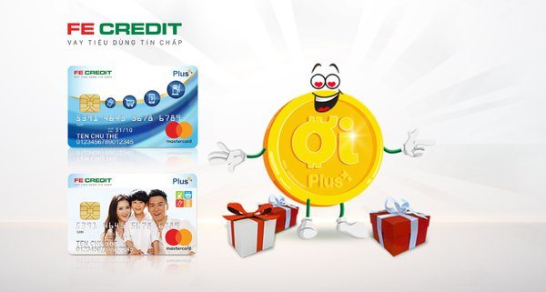 "Unique customer loyalty program ""Oi Plus+"" by FE Credit Cards"