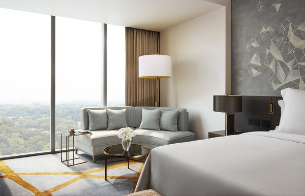 NOW OPEN: Four Seasons Hotel Bengaluru at Embassy ONE Brings a New Level of Style and Service to India's High Tech Capital