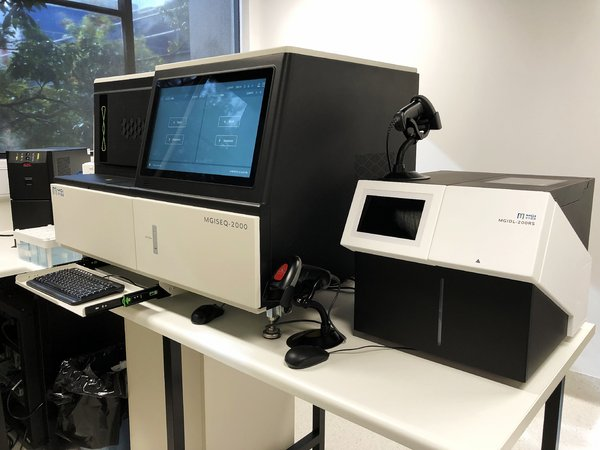 Australia's First Commercial MGISEQ-2000 Genetic Sequencer Now in Operation