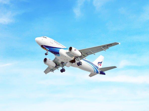 """曼谷航空蝉联""""旅行者之选 -- 亚洲最佳区域航空公司""""称号"""